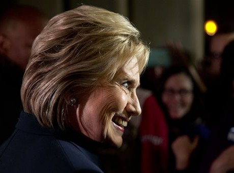 Debate: Hillary comes out swinging