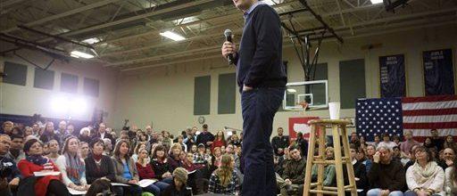 GOP contenders attack Rubio