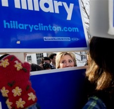 Hillary's uphill battle against Sanders