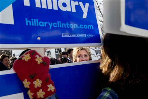 Hillary's uphill battle against Sanders