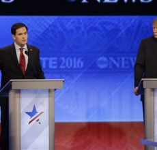 Rubio's uneven debate performance