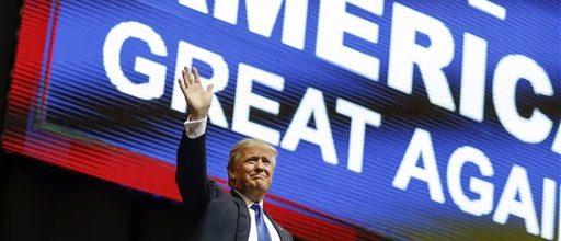 Trump, Sanders take New Hampshire