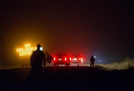 Oregon standoff finally nearing an end?