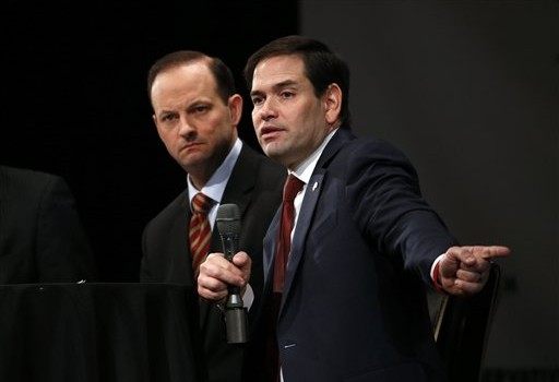 Debate: Can Rubio get back on track?