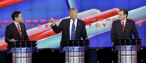 Can Trump be offended by vulgar language?