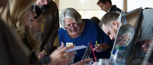 GOP voters want change; Dems want Obama sequel