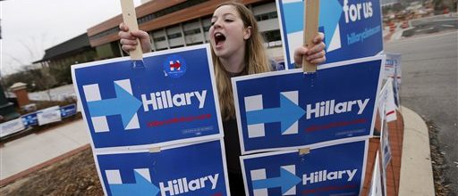 Can Hillary win back younger voters?
