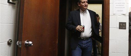 Cruz: Outsider or establishment?