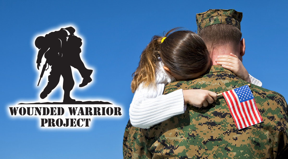 wounded warior project At wwp, apart from our mission of honoring and empowering wounded warriors, protecting your personal information is our number one priority new security measures have recently been put in.