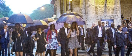 Obama's Cuba Summit: History?