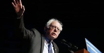 For Sanders, Seattle is a liberal haven