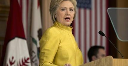 Hillary: 'I'm the one to beat IS'