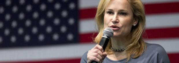 Focus on wives of Trump, Cruz turns nasty
