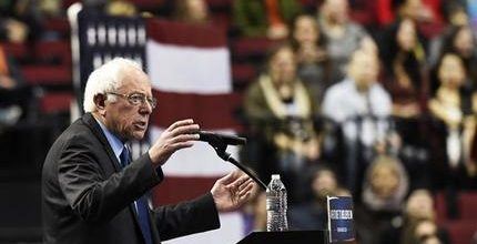 Sanders looks for wins to close delegate gap