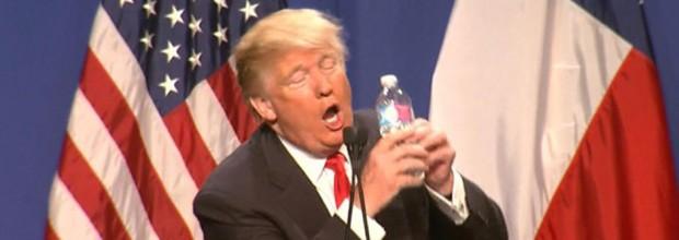Donald Trump: Con man, huckster and liar