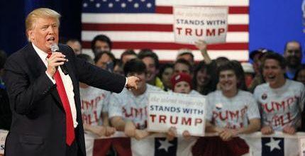 Trump struggles to regain momentum