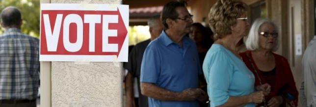 Feds probe election problems in Arizona