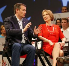 Say what? Cruz picks Fiorina for Veep
