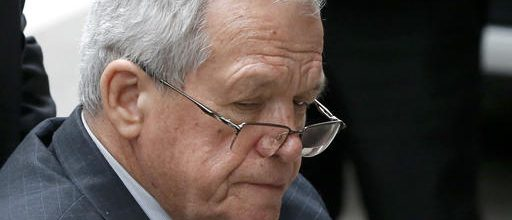 Former Speaker Hastert headed for prison