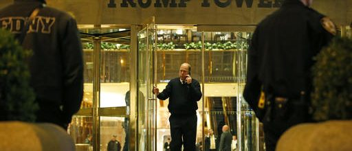 Harmless white powder mailed to Trump