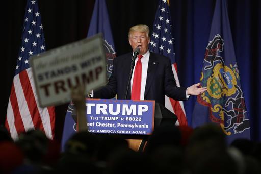 Pennsylvania delegates: 'We're voting for Trump'