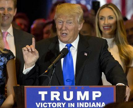 Trump takes control of GOP nominee; Cruz quits race