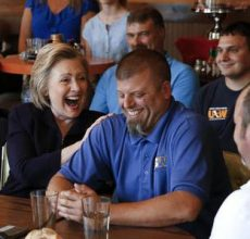 Is Clinton trailing Trump in Appalachia?