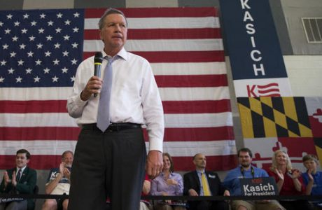 Kasich drops out, Trump has nomination