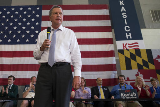 Kasich drops out, Trump headed for nomination