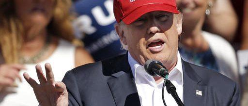 Trump: 'We don't need no stinkin' unity '