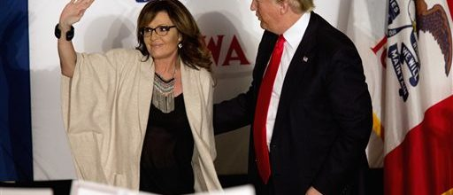 Palin as VP?  'I'm pretty much vetted'