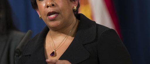 Lynch: Transgender bias 'civil rights struggle'