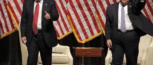 Republicans divided over Trump