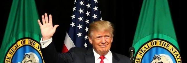 Trump to face skeptics in D.C.