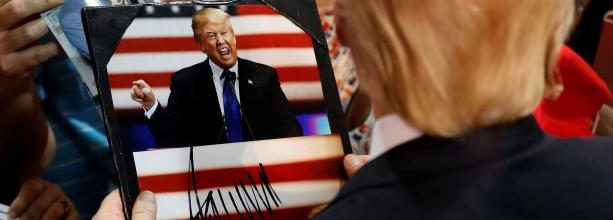 Trump pulls even with Clinton in poll