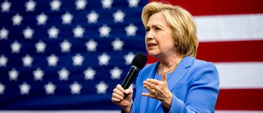 Clinton woos Kentucky voters