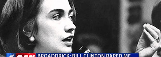 Trump suggests Bill Clinton raped women