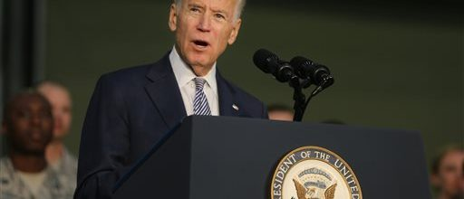Biden: Gays, women strengthen US military
