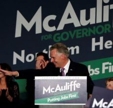 Va. gov. McAuliffe under federal investigation