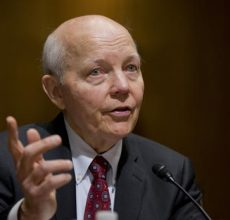 House panel chief wants IRS boss impeached