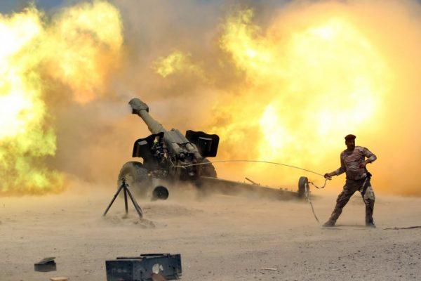 'Human catastrophe' in Falluja