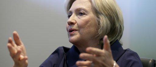 Clinton strays from facts on email issue