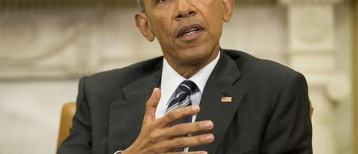 Obama offers solace; politicians pontificate