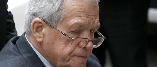 Ex-Speaker Hastert to report to prison