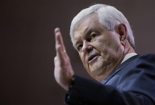 Gingrich or Christie as Trump's VP?