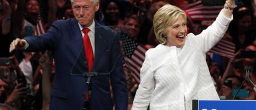 Clinton ramps up her 'trust me' campaign