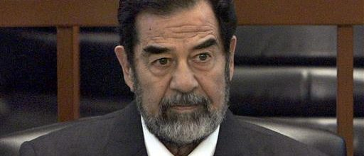 Trump praises Saddam Hussein's terror