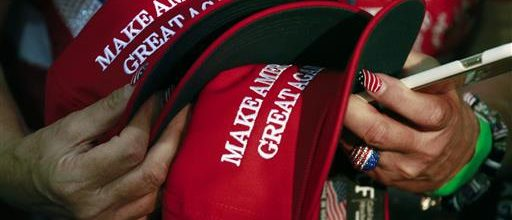 Not all Trump 'made in USA' hats are