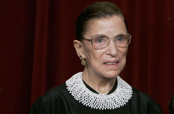 Justice Ginsburg's Comments About Me Are A 'Disgrace To The Court'
