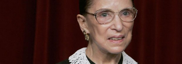 Ginsburg: Saying what needed to be said
